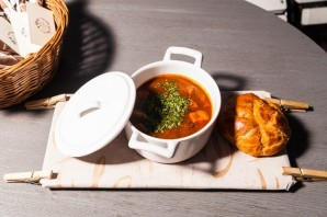 Венгерский суп-гуляш из говядины - фото шаг 17