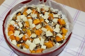 Тыквенный пирог на рисовой основе - фото шаг 7