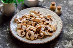 Азу с грибами - фото шаг 4
