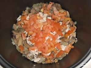 Слоенный пирог из лаваша - фото шаг 2