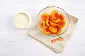 Пирожки с абрикосами - фото шаг 3