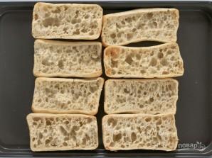 Вегетарианские французские сэндвичи - фото шаг 7