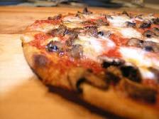 Пицца с грибами - фото шаг 5