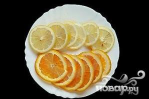 Клубнично-апельсиновый конфитюр - фото шаг 2