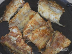 Рыба, жаренная по-русски - фото шаг 4