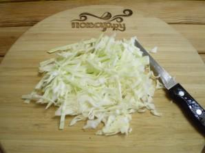 Постные щи из свежей капусты с грибами - фото шаг 6