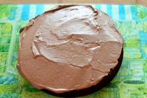 Великолепный шоколадный пирог - фото шаг 10