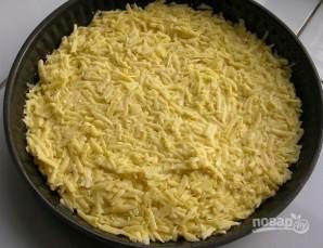Картошка в духовке с сыром и майонезом - фото шаг 7