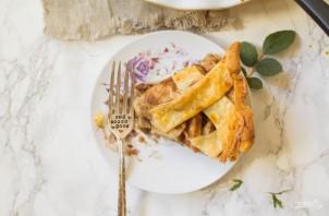 Пирог с яблоками и грушами - фото шаг 4