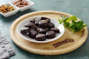 Конфеты из горького шоколада - фото шаг 7