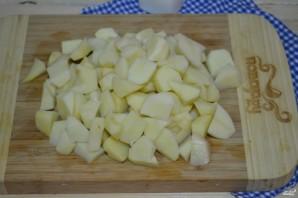 Суп щавелевый с фрикадельками - фото шаг 3