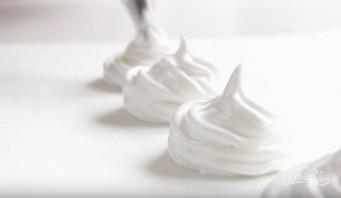 Торт-безе с масляным кремом - фото шаг 6