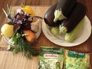 Рагу с баклажанами и картофелем - фото шаг 2