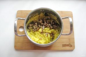 Вареники с солеными груздями и картошкой - фото шаг 10