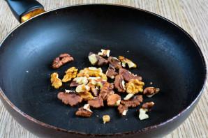 Салат из свеклы и редиса - фото шаг 8