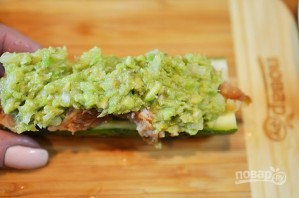 Огуречный сэндвич от повара - фото шаг 8