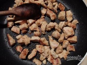 """Салат """"Курица с ананасом"""" - фото шаг 2"""
