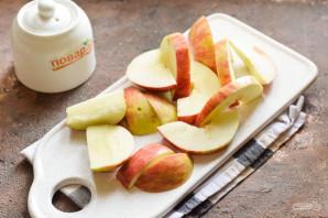Жареные яблоки по-французски - фото шаг 2
