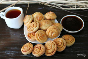 Печенье из творожной массы - фото шаг 9