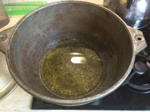 Казан кебаб с картошкой - фото шаг 2
