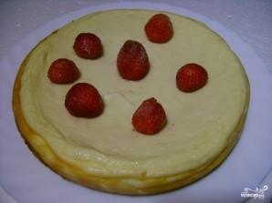 Творожный пирог с лимоном - фото шаг 10