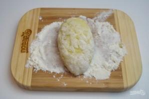 Зразы картофельные с мясом - фото шаг 10