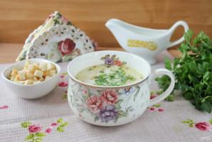 Сырный швейцарский суп - фото шаг 8