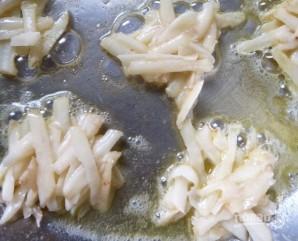 Закуска с маринованными огурцами - фото шаг 3