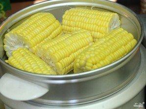 Кукуруза на пару - фото шаг 2