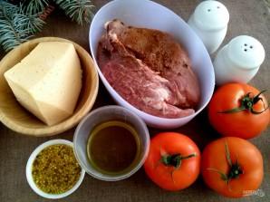 Мясо по-французски на Новый год - фото шаг 1