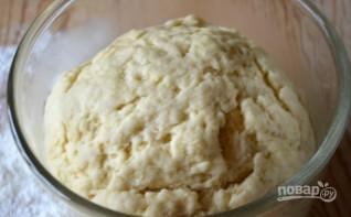 Лимонный пирог из дрожжевого теста - фото шаг 12