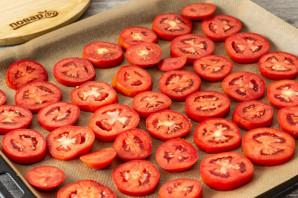 Сушеные помидоры - фото шаг 4