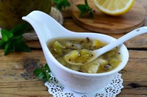 Варенье из крыжовника с лимоном на зиму - фото шаг 7