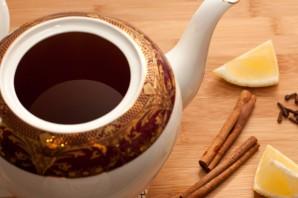 Чайный грог - фото шаг 1