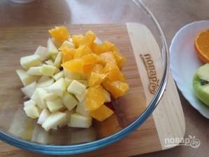 Фруктовый салат с кускусом - фото шаг 4