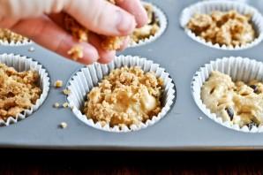 Кексы с кусочками шоколада - фото шаг 7