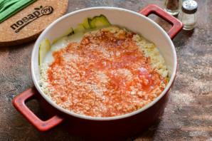Лазанья из кабачков с рикоттой - фото шаг 8