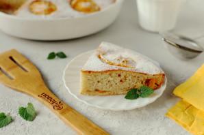 Пирог с мандаринами на кефире - фото шаг 10