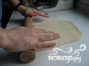 Крытый пирог с беконом и сыром - фото шаг 3