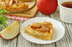 Итальянский яблочный пирог - фото шаг 10