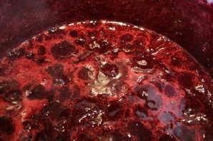 Желе из вишни без желатина - фото шаг 8