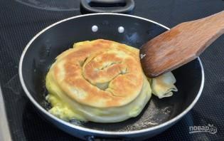 Греческий пирог с сыром - фото шаг 14