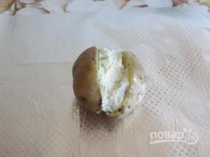 Картофель с брынзой запеченный - фото шаг 4