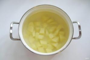Овсяный суп с цветной капустой - фото шаг 2