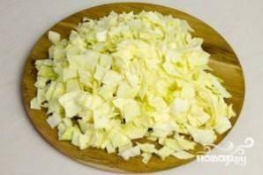 Овощное рагу с картофелем и капустой - фото шаг 5