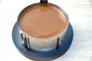 """Торт """"Шоколадный бархат"""" - фото шаг 19"""
