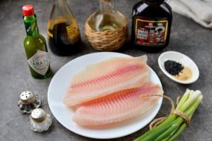 """Рыба в соусе """"Унаги"""" - фото шаг 1"""