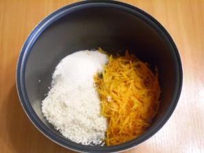 Каша из тыквы в мультиварке - фото шаг 5