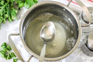 Маринованный лук кольцами на зиму - фото шаг 6