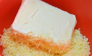 Печенье с сыром - фото шаг 1
